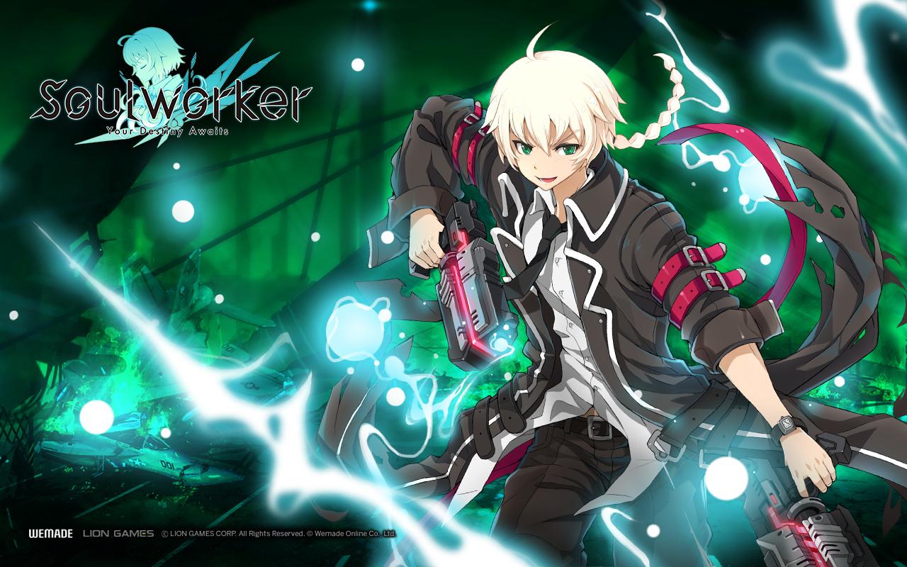 Soulworker ソウルワーカー
