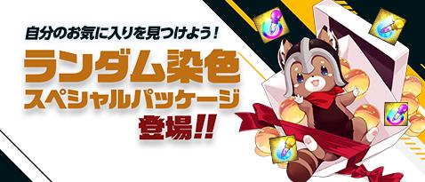 ランダム染色スペシャルパッケージ